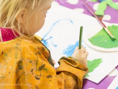 Reportage photo - Atelier créatif enfants