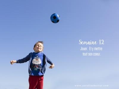 Projet 52 - Semaine 12
