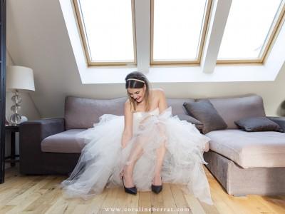Sublimer la mariée - workshop
